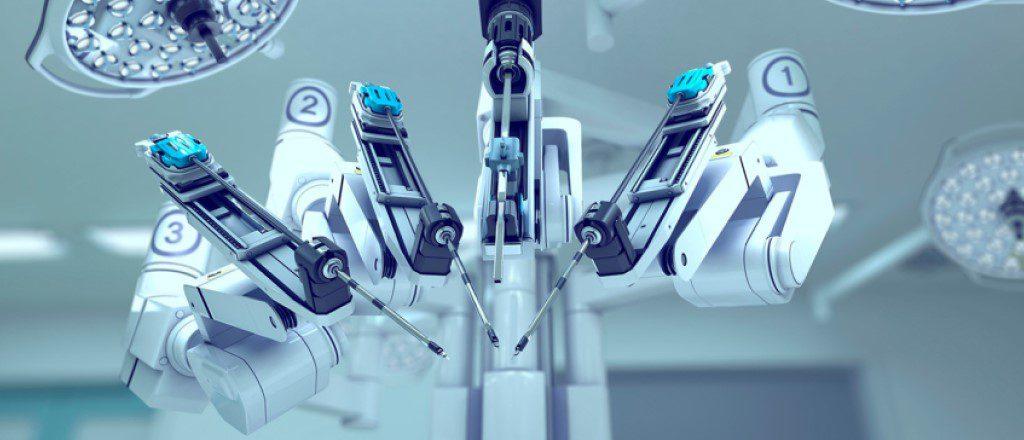 robot da vinci chirurgia